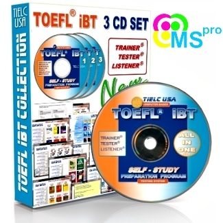 TOEFL iBT Pre-test Qualifier Certificate