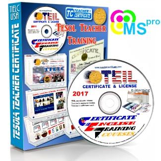 Tesol Teacher Training Certificate